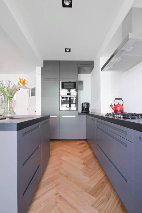 Maatwerk keuken Moderne keukens van Hoope Plevier Architecten Modern