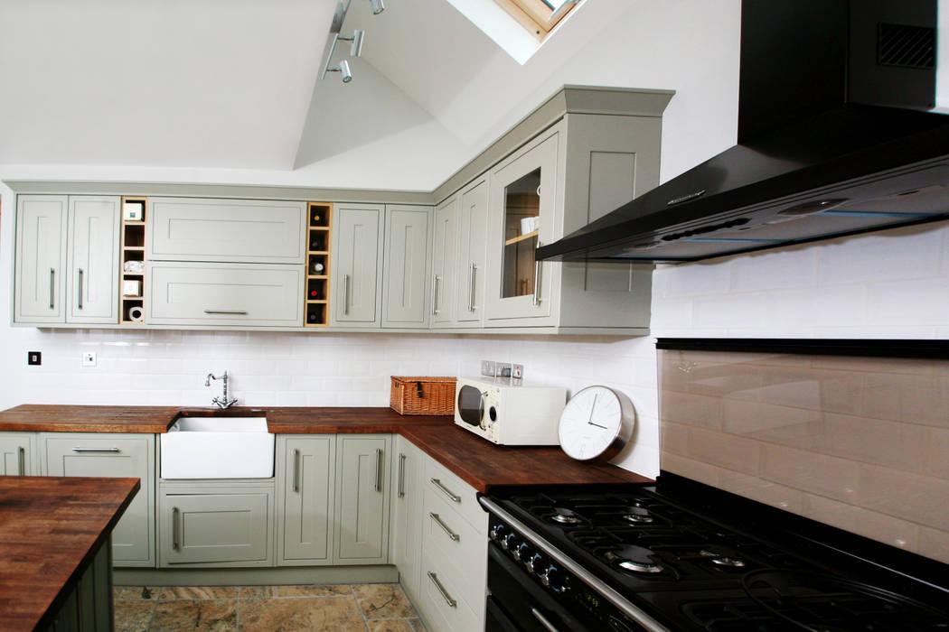 Chiswick, Hounslow W4, London | House extension GOAStudio | London residential architecture Modern kitchen