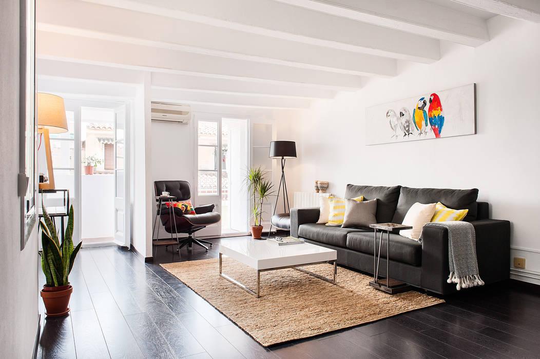 Modern Oturma Odası Markham Stagers Modern