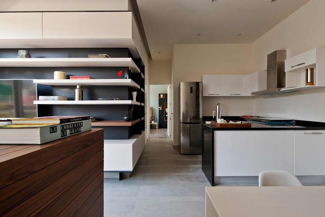 Blum showroom de Taller David Dana Moderno