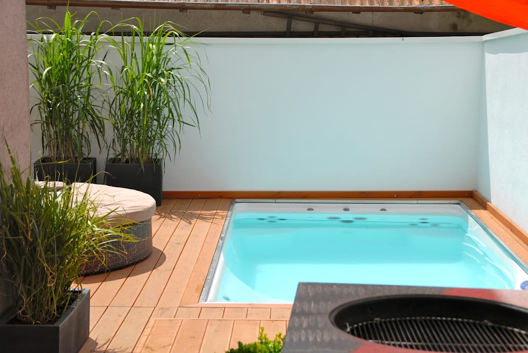 Pretty Pool Moderne Pools von Future Pool GmbH Modern