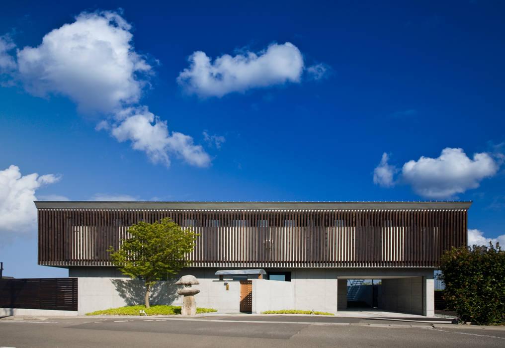 Rumah Modern Oleh 髙岡建築研究室 Modern