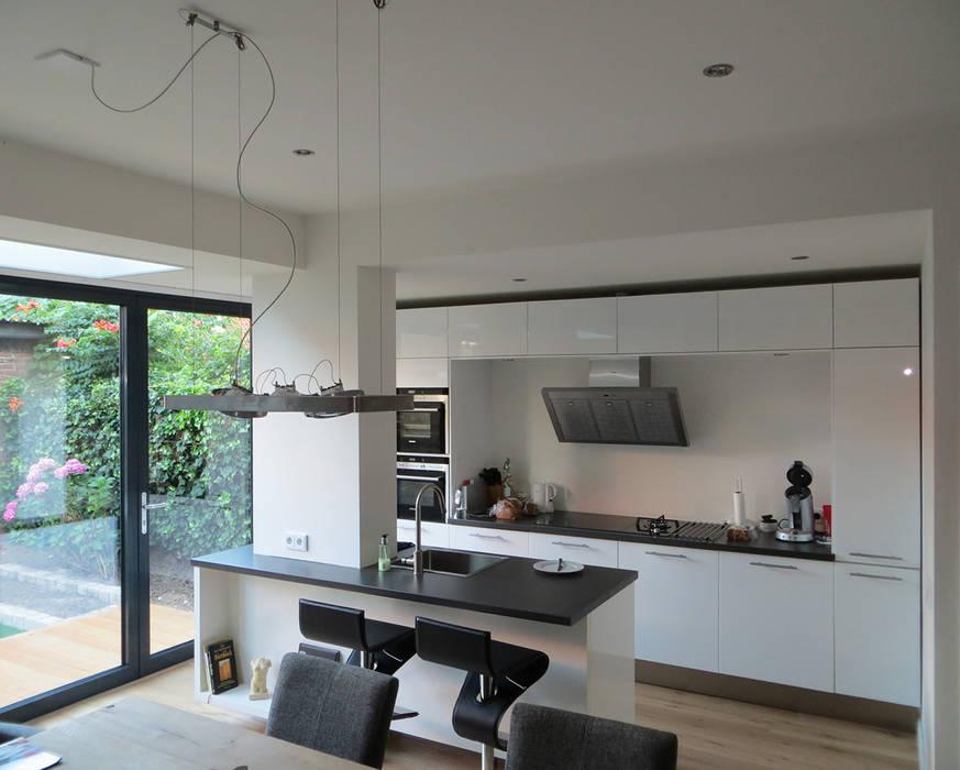 Doors Uitbouw Keuken : Uitbouw zwolle keuken door de ontwerpdivisie homify