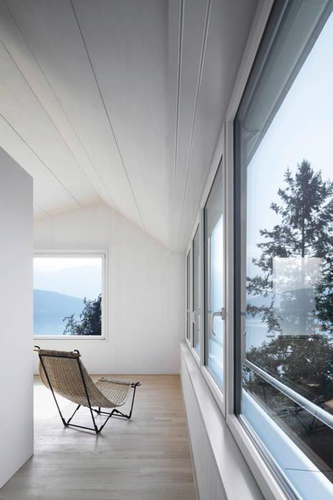 Salon de style par forsberg architekten ag   homify