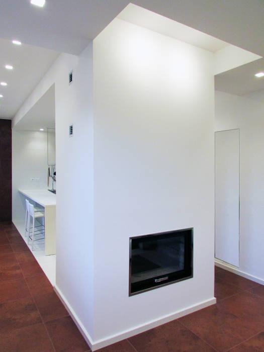 Salones de estilo  de Studio Proarch, Moderno