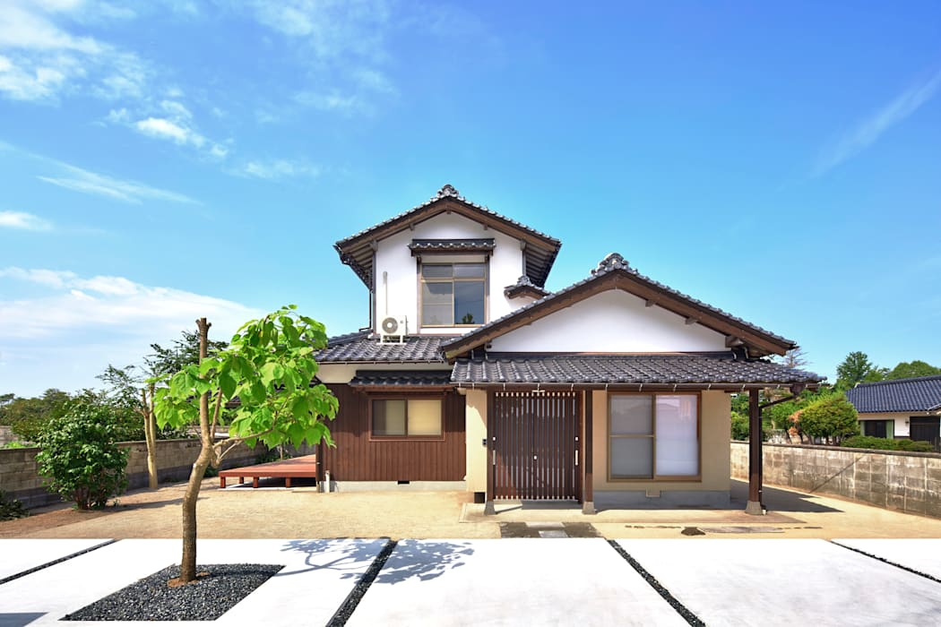 de estilo  de 飯塚建築工房