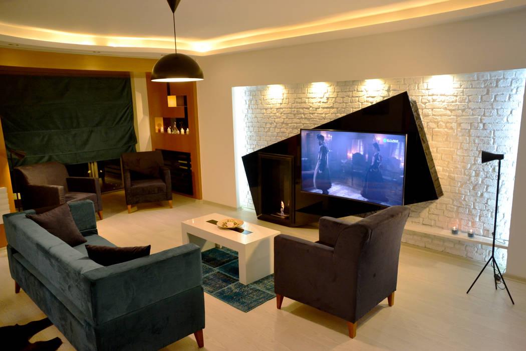 ROAS Mimarlık Living roomAccessories & decoration