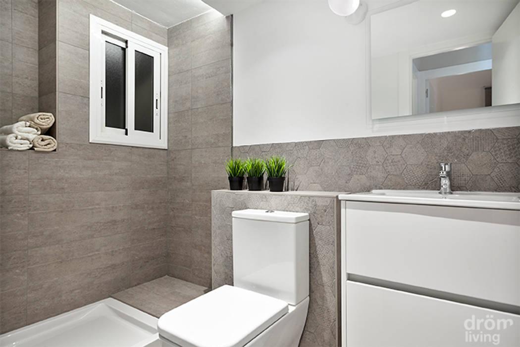 Bathroom by Dröm Living, Industrial