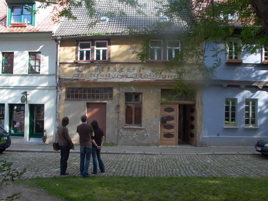 Ansicht Stephanikirchhof Bestand qbatur Planungsgenossenschaft eG