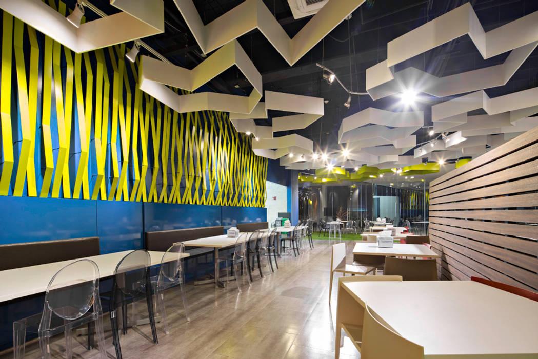 Comedores de estilo  de IAARQ (Ibarra Aragón Arquitectura SC),