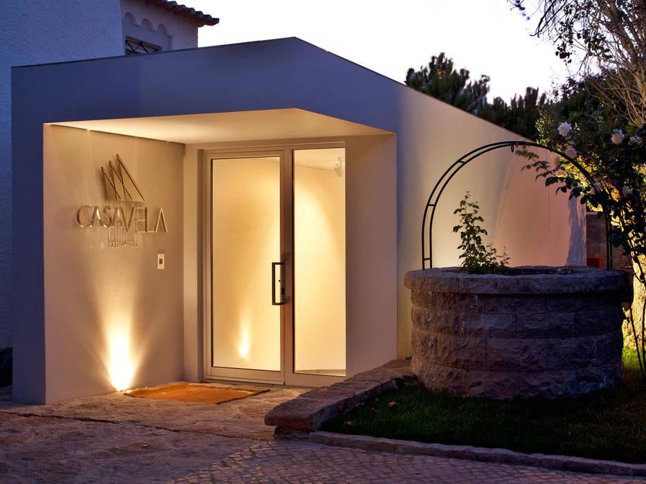 Casa Vela | Guest House Casas modernas por shfa Moderno