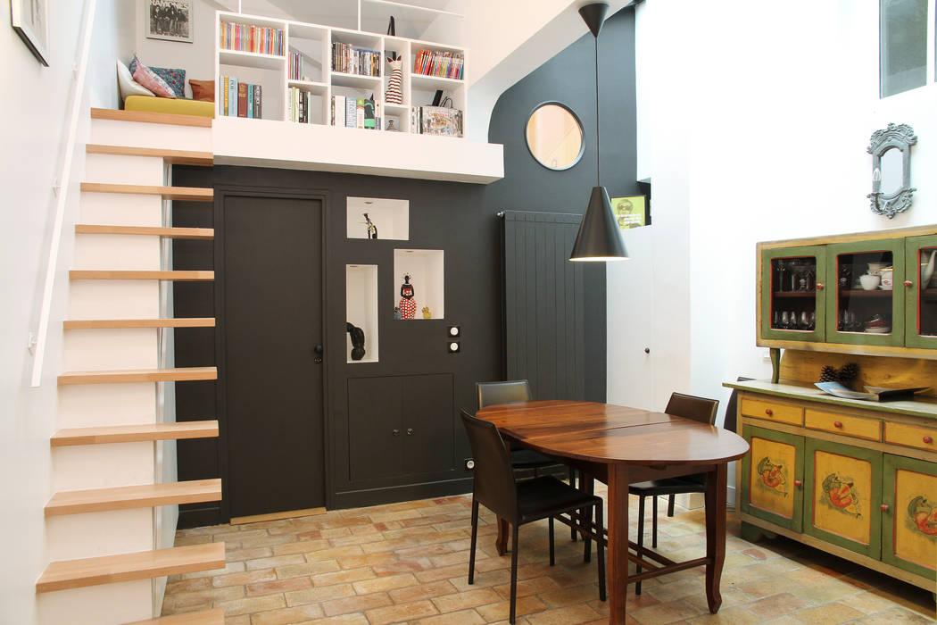 MSD architecte d'intérieur Ruang Makan Modern