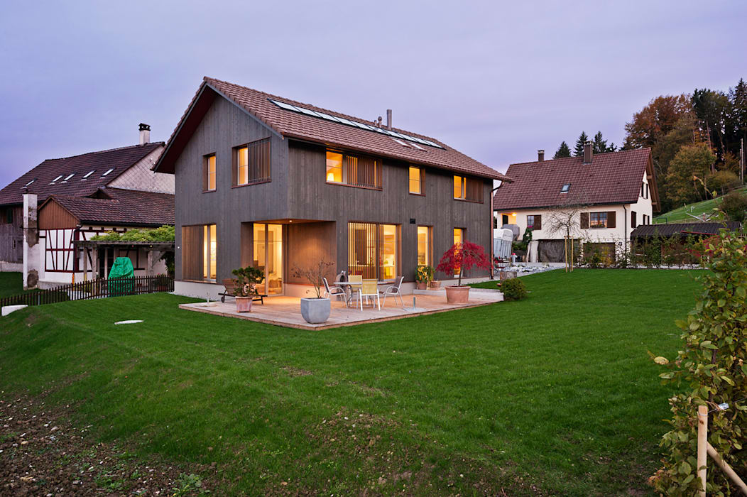 Houses by Giesser Architektur + Planung,