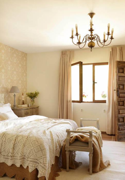 غرفة نوم تنفيذ CONSOLIDACIONES Y CONTRATAS S.L