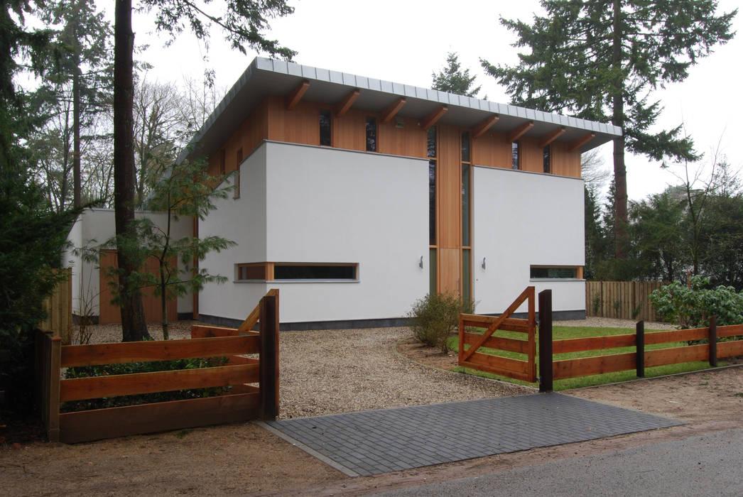 Thijssen Verheijden Architecture & Management Moderne Häuser