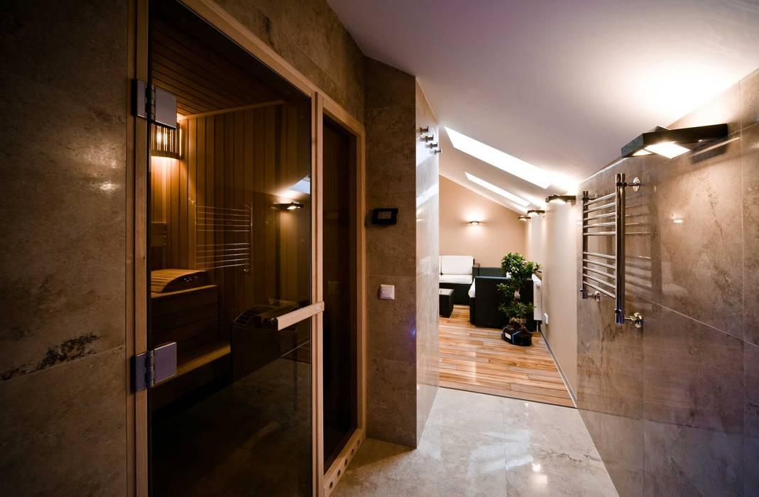 Spa in stile  di ODS Laboratory Architecture & Design
