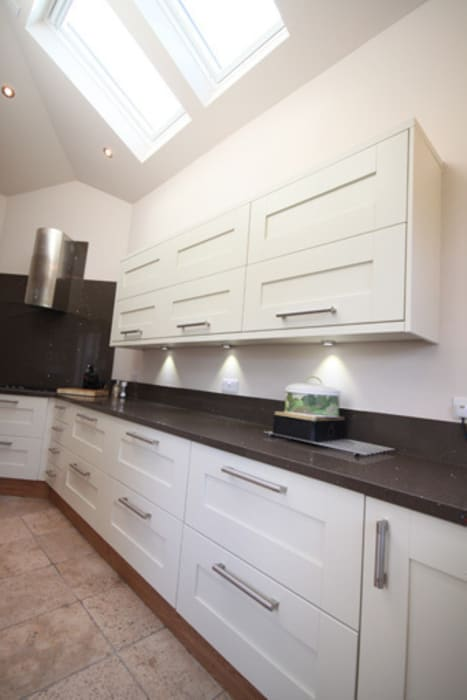 After Shot - Dowling kitchen project, Cardiff Shaun Davies Home Solutions