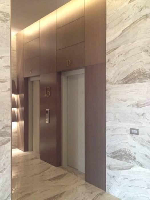 The Big House Mimarlık  – Tekstilbank genel merkezi:  tarz Ofis Alanları,