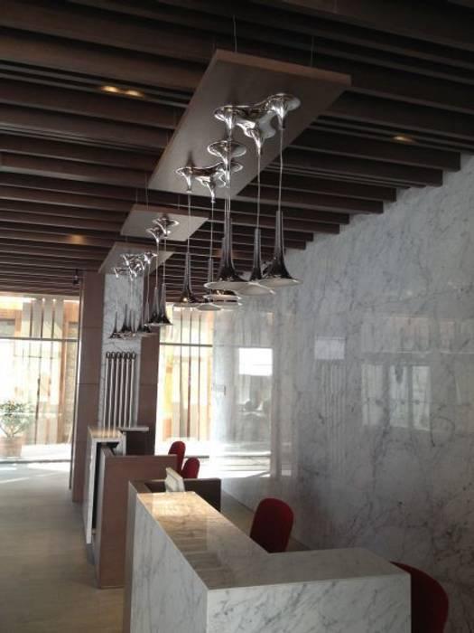 Tekstilbank genel merkezi The Big House Mimarlık Modern