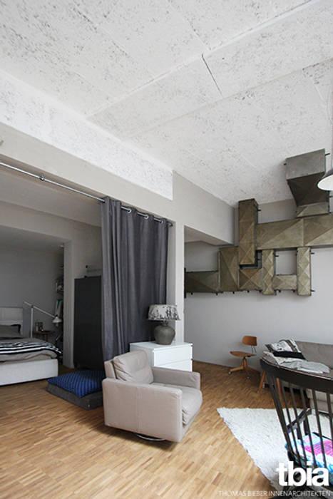 Wohnbereich – schlafen: wohnzimmer von tbia - thomas bieber ...