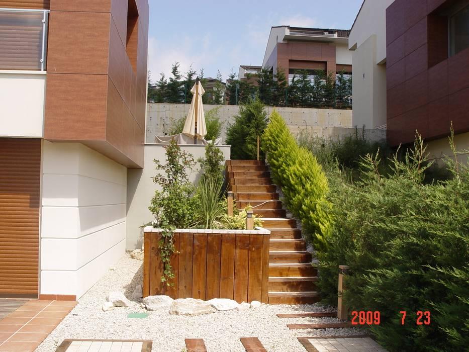 www.greenlinepeyzaj.com Modern Bahçe GREENLİNE PEYZAJ Modern