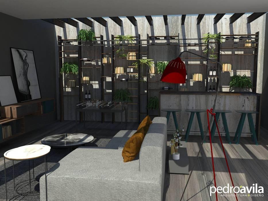 Moderne Esszimmer von pedroavila.com.mx Modern