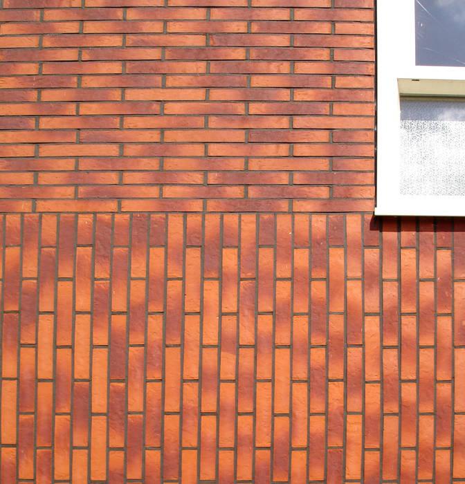 Gevelsteenkeuze opdrachtgever:  Huizen door PAA  Pattynama Ahaus Architectuur