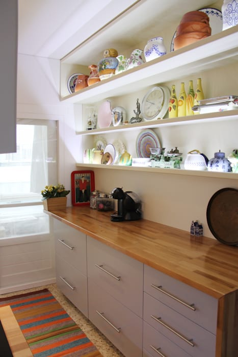 Ausgefallene Küchen von homify Ausgefallen