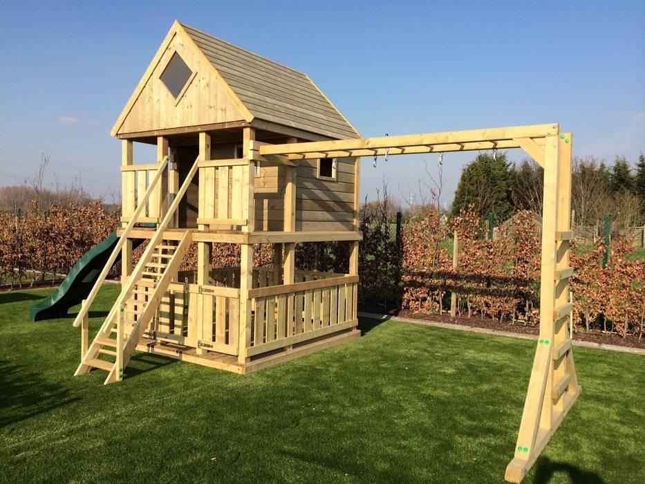 Afmeting: 3.86m hoog x 2.20m breed en 2.40m Diep Landelijke tuinen van Dierkens H&E Landelijk