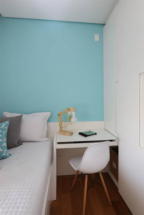 Bedroom by Duda Senna Arquitetura e Decoração, Eclectic