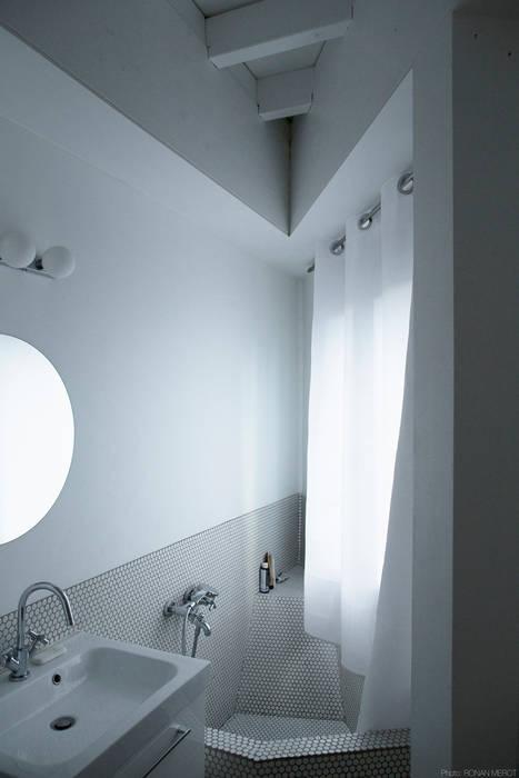Salle de bain / design baignoire: salle de bains de style par bump ...
