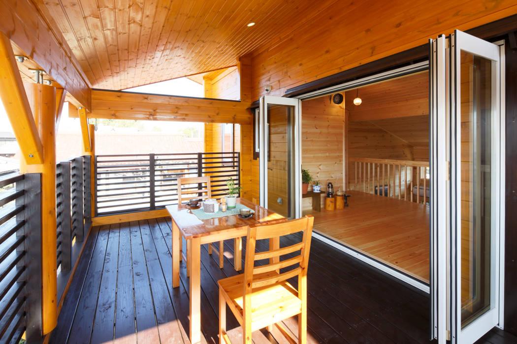 木の家株式会社 Patios & Decks