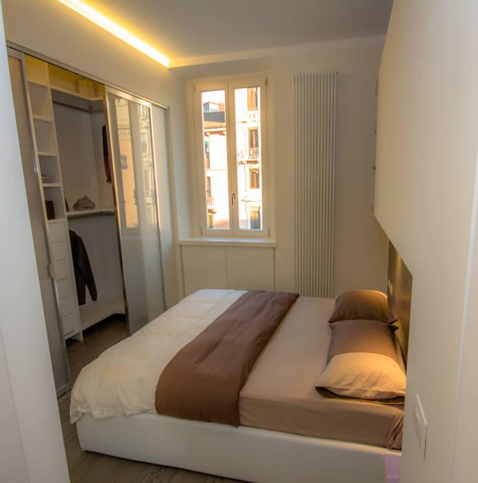 Camera Matrimoniale Completa A Milano.Ristrutturazione Completa Di Un Bilocale In Zona Isola A Milano
