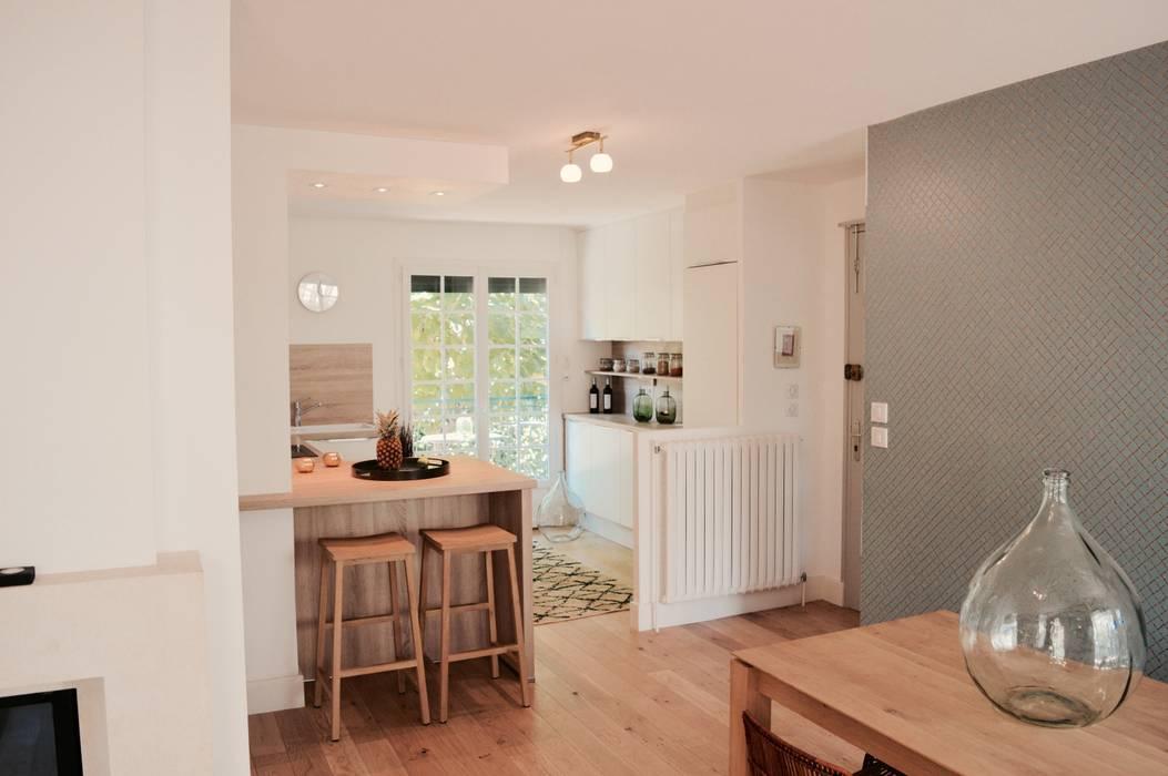 cucina in stile in stile scandinavo di colombe marciano homify. Black Bedroom Furniture Sets. Home Design Ideas