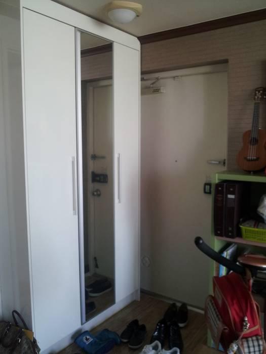 서재를 거실로, 거실을 서재로: 앤드컴퍼니의 현대 ,모던