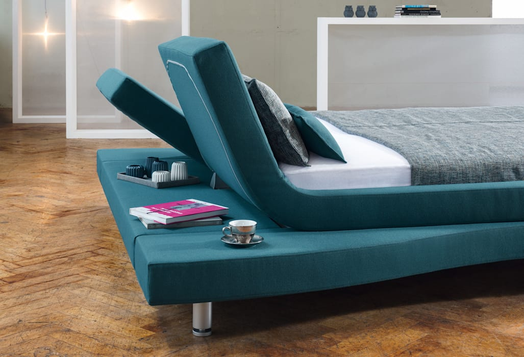 RUF Betten - Modell ENTRO: modern  von Stefan Heiliger Design,Modern