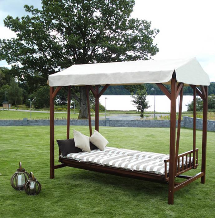 Melby Day Bed de Garden Furniture Scotland ltd Escandinavo