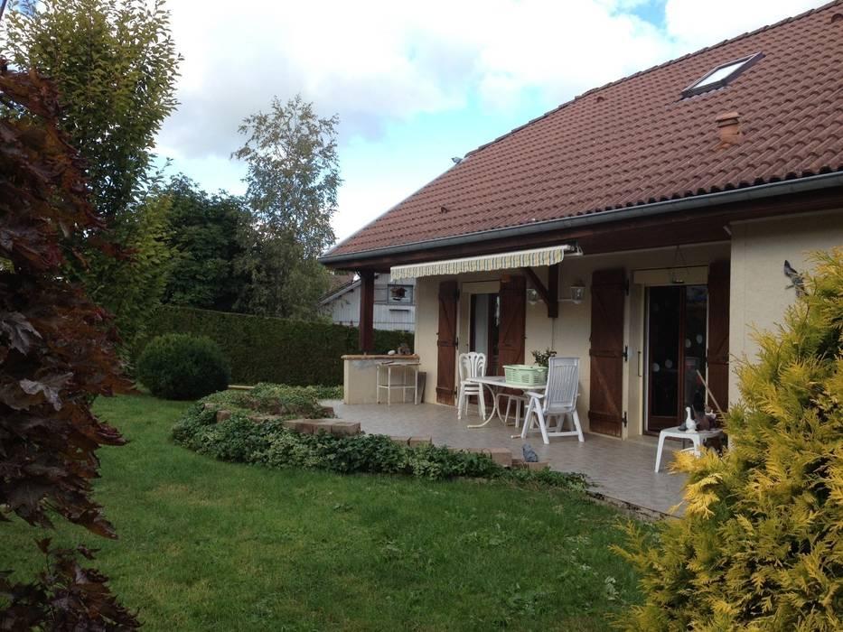 AVANT Travaux: Terrasse de style  par PYXIS Home Design