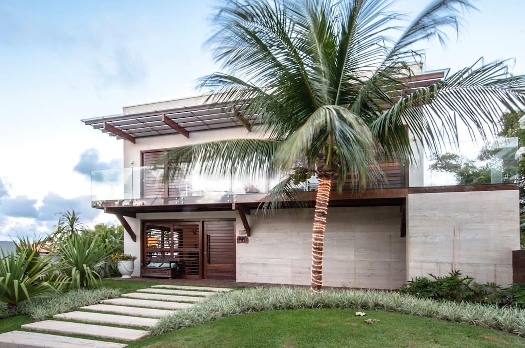 Casas de estilo tropical de homify Tropical