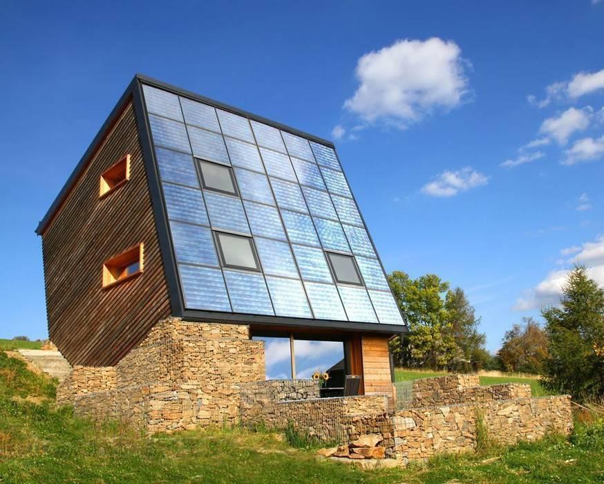 ENERGETIKhaus100® cube Klassische Häuser von FASA AG Klassisch