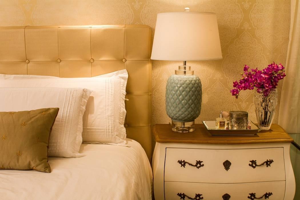 Dormitorios de estilo moderno de Jamile Lima Arquitetura Moderno