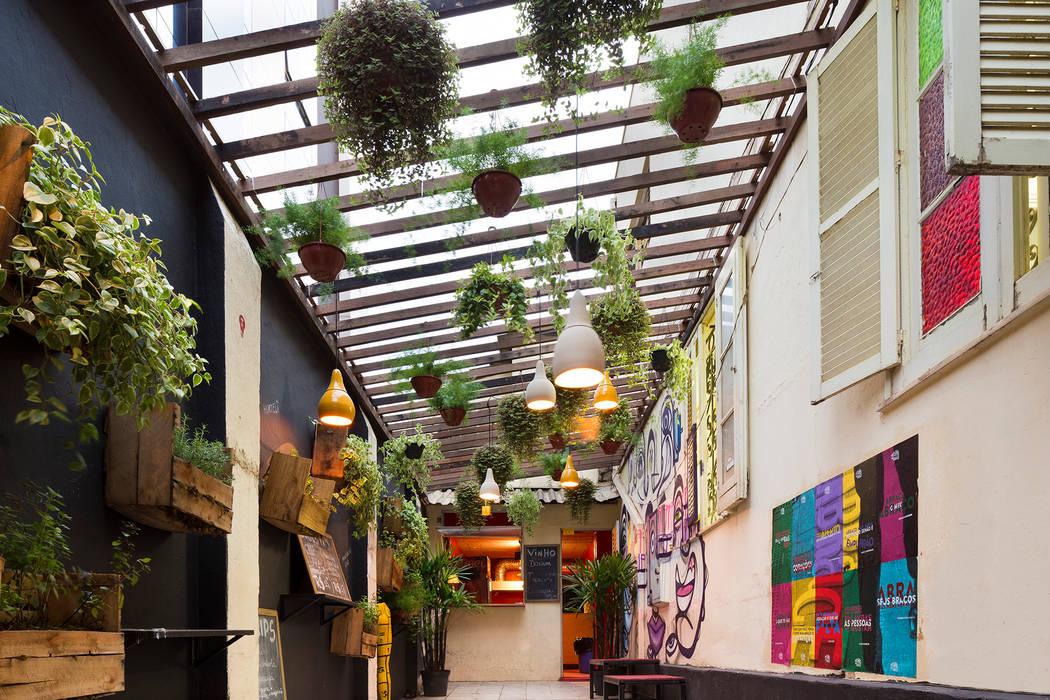 Jardines rústicos de Luiza Soares - Paisagismo Rústico