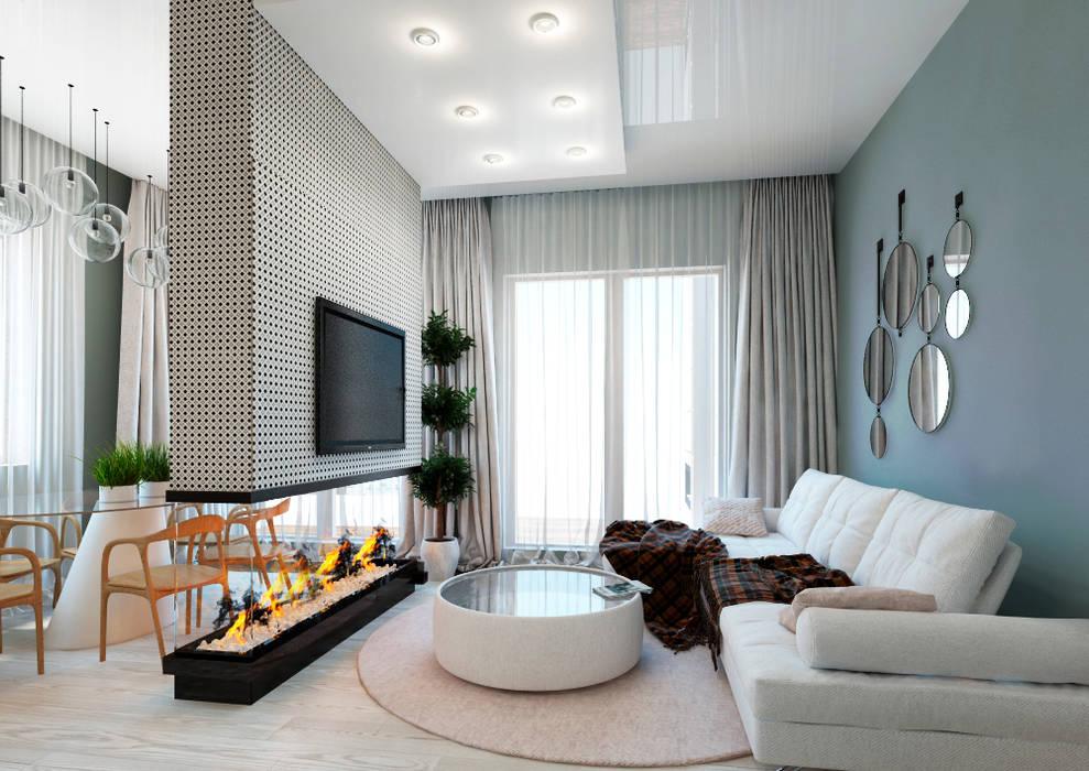 by Sweet Hoome Interiors Скандинавський