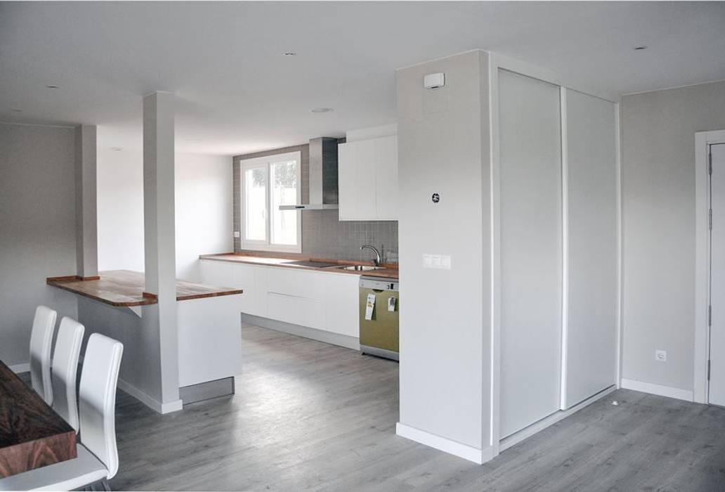Moderne küchen von casas cube modern | homify