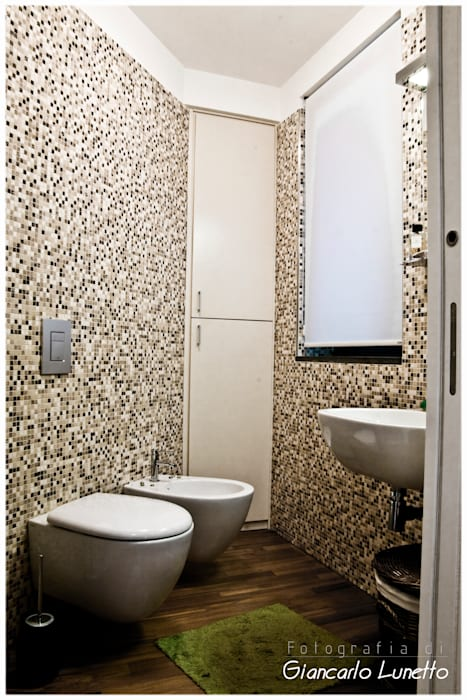 Ignazio Buscio Architetto Modern style bathrooms