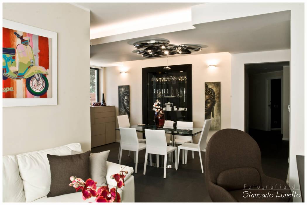 Moderne Esszimmer von Ignazio Buscio Architetto Modern