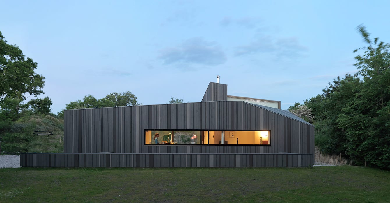 Country style house by De Zwarte Hond Country