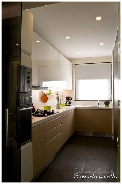 Ignazio Buscio Architetto Modern style kitchen