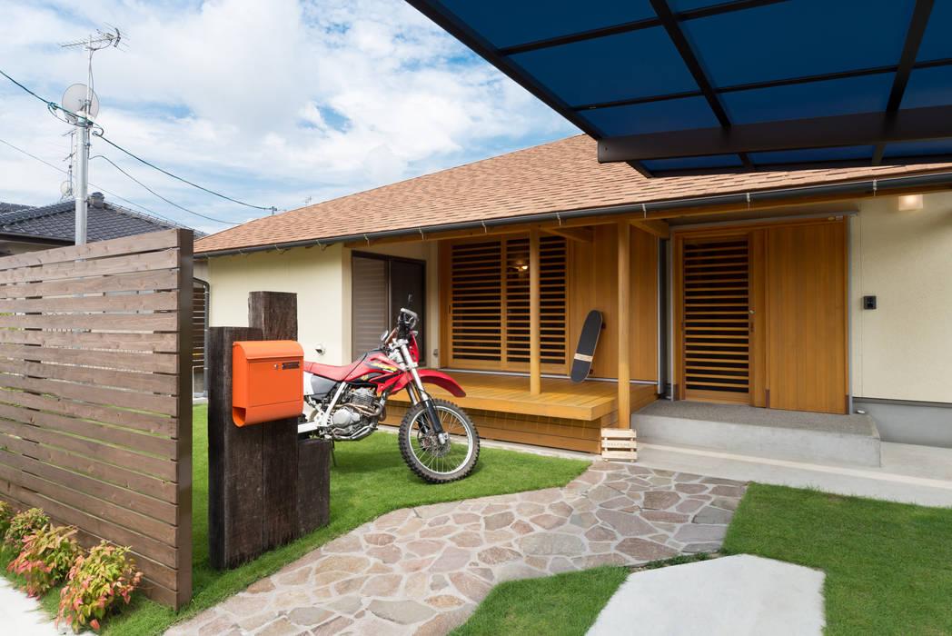 FAD建築事務所 Modern home