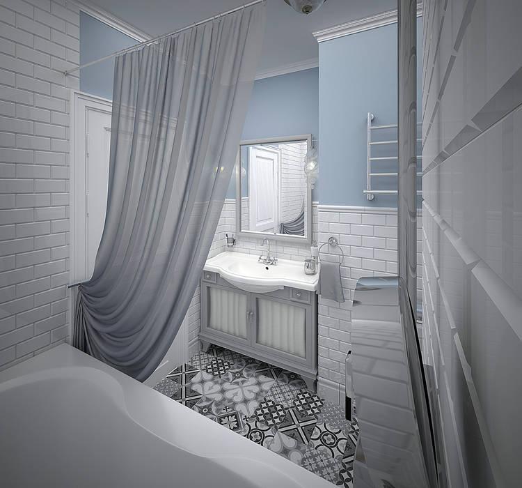 Industriale Badezimmer von Decor&Design Industrial